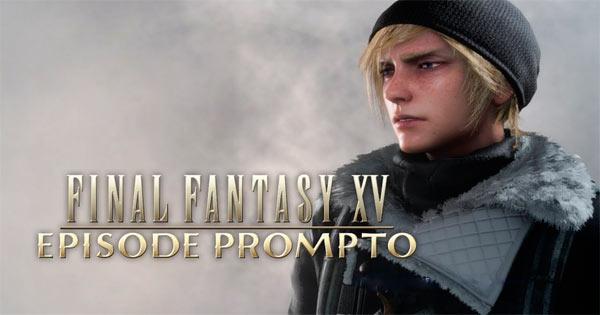 Final Fantasy XV - Episode Prompto - Duelo
