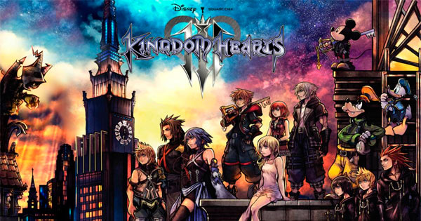 Kingdom Kingdom Hearts Iii Hearts Portafortuna Iii Portafortuna Kingdom sChQtrd
