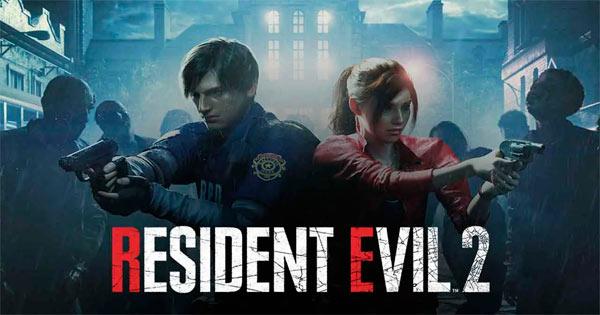 resident evil 2 remake mapa objetos
