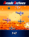 Arcade Archives: P-47