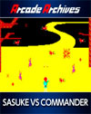 Arcade Archives: Sasuke vs Commander