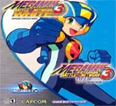 Mega Man: Battle Network 3 - Blue/White