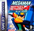 Mega Man: Battle Network 4 - Blue Moon