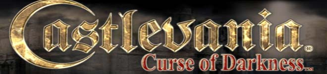 Castlevania The Curse of the Darkness