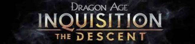 Dragon Age Inquisition - El Descenso