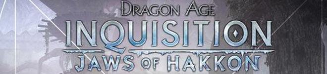 Dragon Age Inquisition - Fauces de Hakkon