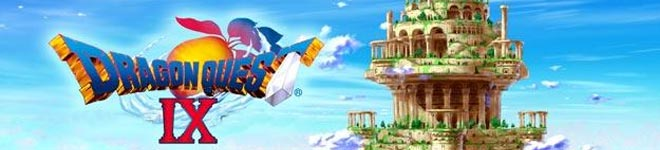 Dragon Quest IX Centinelas del Firmamento