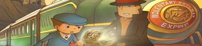 El Profesor Layton y la Caja de Pandora