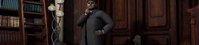 Sherlock Holmes El Misterio de la Momia