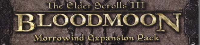 The Elder Scrolls III Bloodmoon