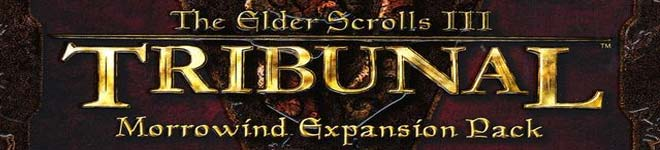 The Elder Srolls III Tribunal
