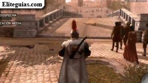 Dentro de Roma
