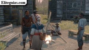 Una esclava en problemas