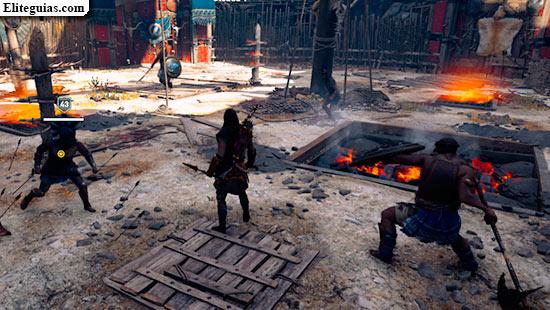 Assassin S Creed Odyssey Arena De Gladiadores