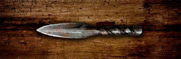 Cuchillo para lanzar