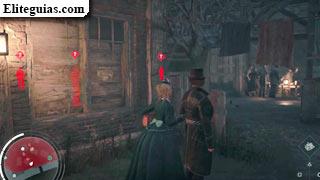 De paseo con la señora Disraeli