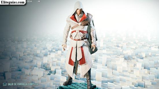 Maestro Asesino Ezio