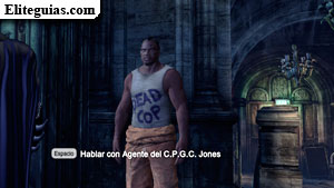 Agente CPGC Jones