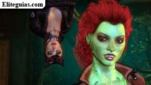 Hiedra Venenosa & Catwoman