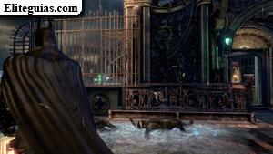 Ciudad Maravilla - Trofeo de Riddler 20