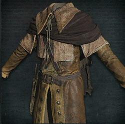 Atuendo de cazador de Henryk