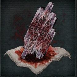 Bloque de piedra de sangre