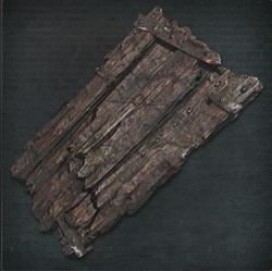 Escudo de madera