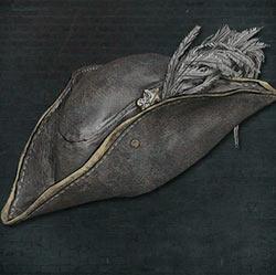 Gorra de cazador de Maria