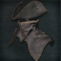 Gorra de cazador de Yharnam