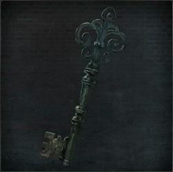 Llave de la Catedral superior