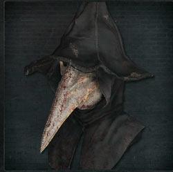 Máscara de pico