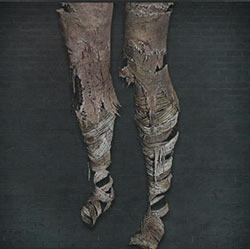 Pantalones de atormentado