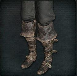 Pantalones de cazador carbonizados