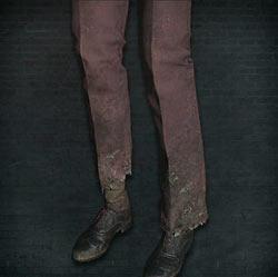 Pantalones de cazador de Gehrman