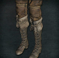 Pantalones de cazador de Henryk