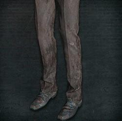 Pantalones de Gascoigne