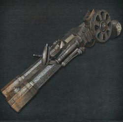 Pistola de repetición