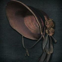 Sombrero de muñeca