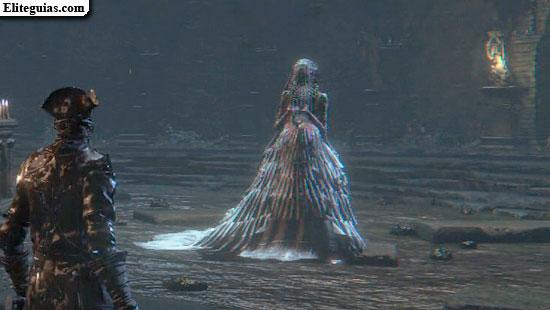 Yharnam, reina pthumeria