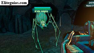 Araña Mágica