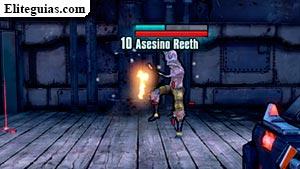Asesino Reeth