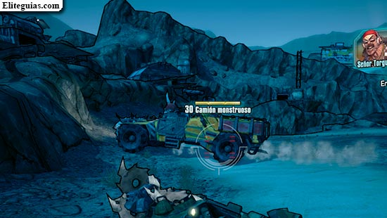 Camión Monstruoso
