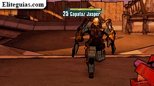 Capataz Jasper