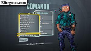 Cuerpo Minecraft