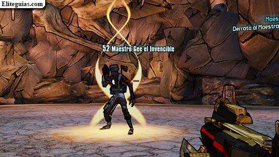 Maestro Gee el Invencible
