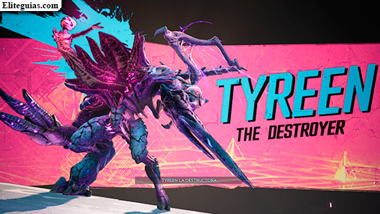 TYreen la Destructora