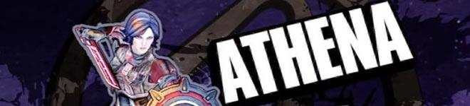 Athena, la Gladiadora