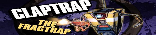 Claptrap, el Fragtrap