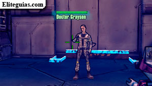Doctor Grayson