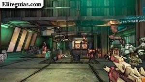 Instalación industrial Titán